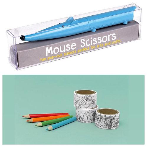 Doodle Tape and Scissor Bundle