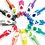 Thumbnail: Yummy Yummy Scented Glitter Gel Pens