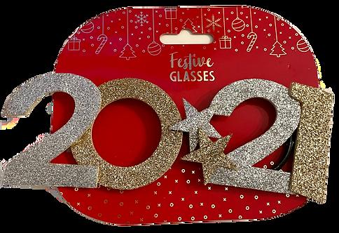 2021 Festive Glasses