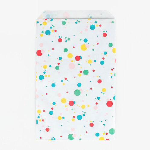 Spotty Paper Bag
