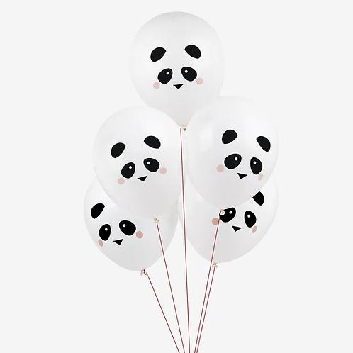 My Friend, Panda Balloons