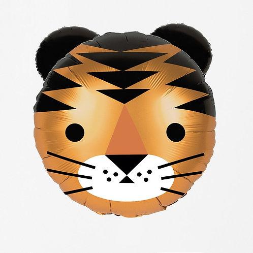 Tiger Foil Balloon
