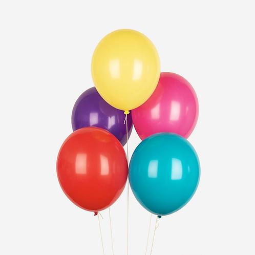 My Little Day Multicoloured Balloons