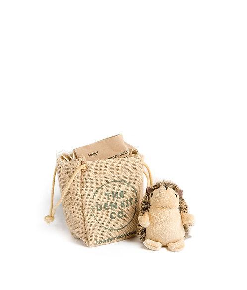 The Den Kit Company Hedgehog Nest kit
