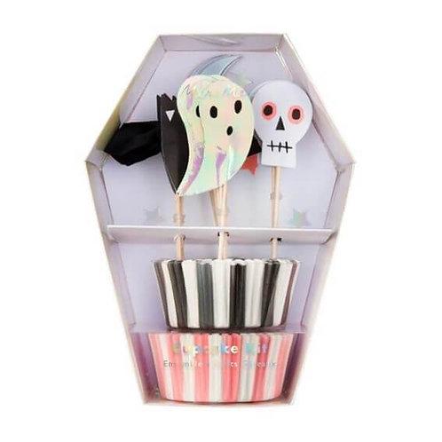 Halloween Icon Cupcake Kit