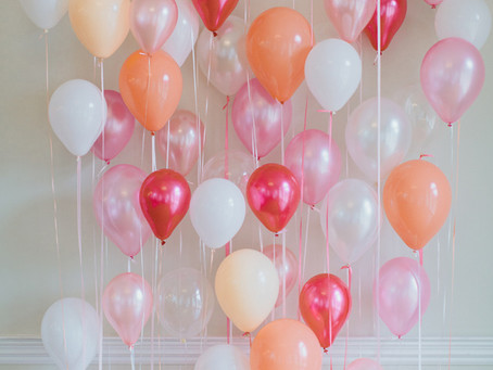 How to make a Lockdown Birthday special, with just 3 things!