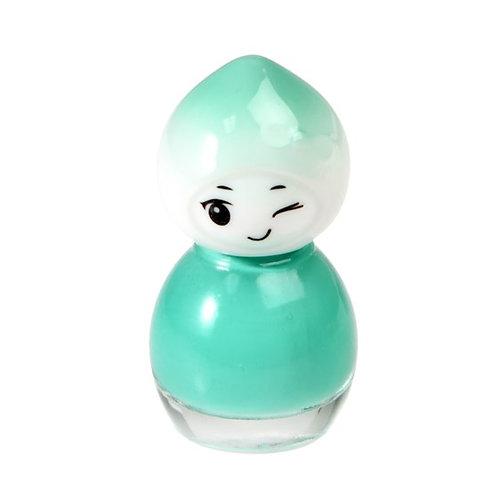 Suki and Friends Water Based Green Nail Polish