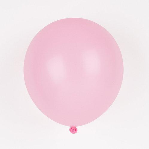 Light Pink Latex Balloons