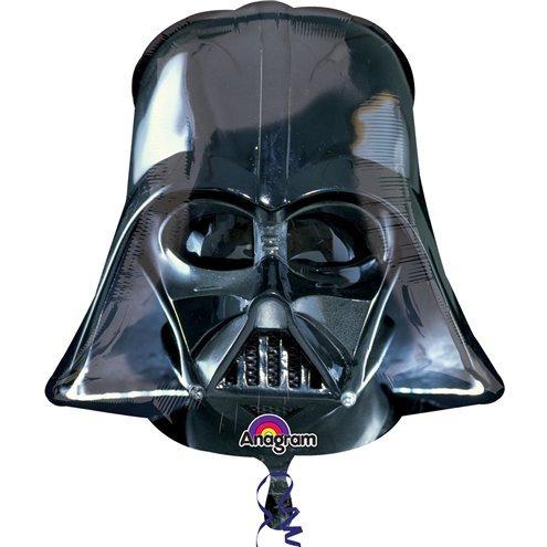 Star Wars Darth Vader Helmet SuperShape Balloon