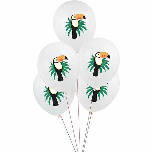 My Little Day Toucan Balloons