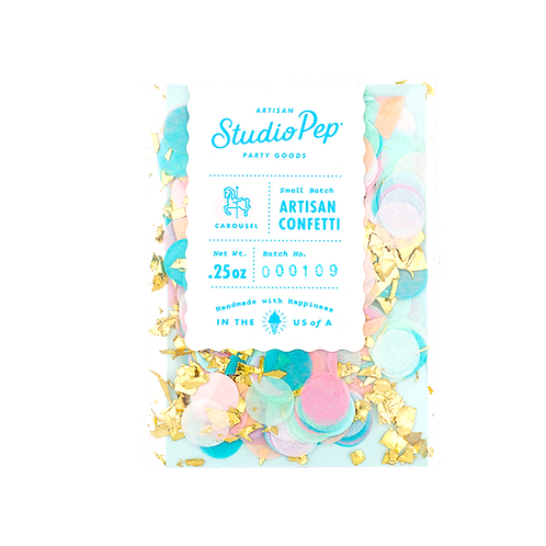 Studio Pep Artisan Confetti - Carousel