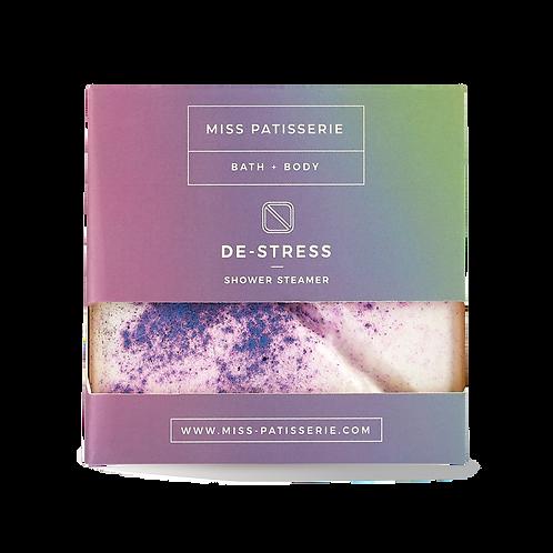 Miss Patisserie De-Stress Shower Steamer