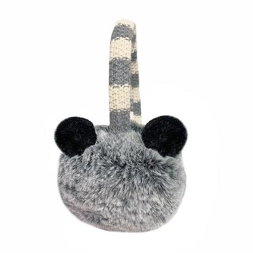 Ronnie Raccoon Earmuffs