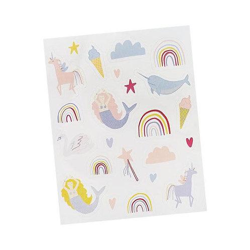 Rainbow Sticker Sheets