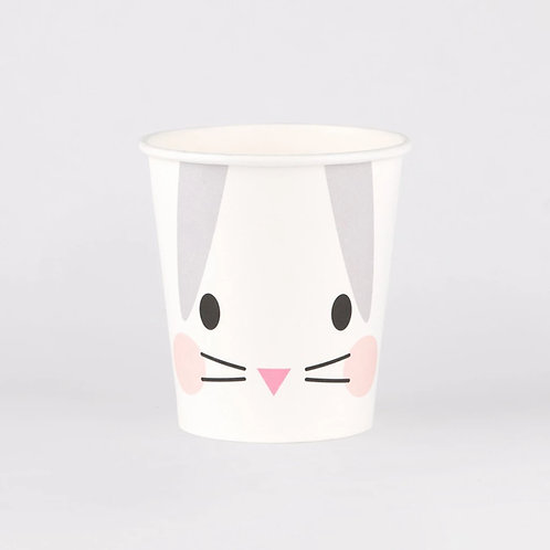 I Heart Bunny Cup