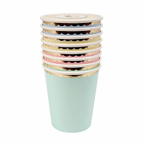 Meri Meri Assorted Pastel Cups