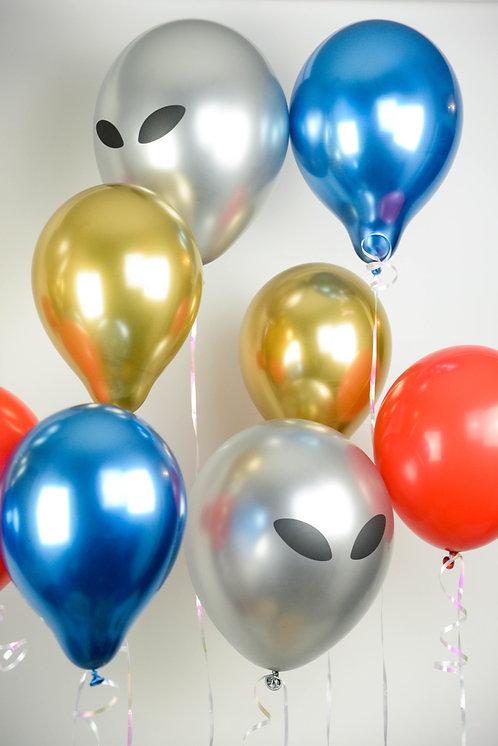 Space Balloon Mix