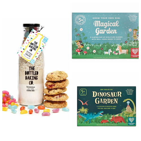 Jelly Bean Cookie and Grow your own Garden Bundle