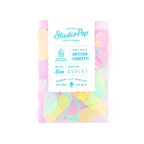 Studio Pep Artisan Confetti - Cupcake Sprinkles