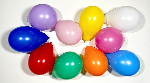 Multi Coloured Mini Balloons