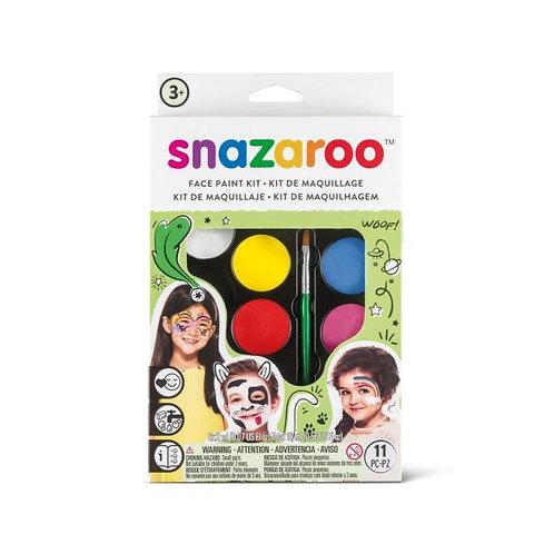Snazaroo Rainbow Face Paint Kit