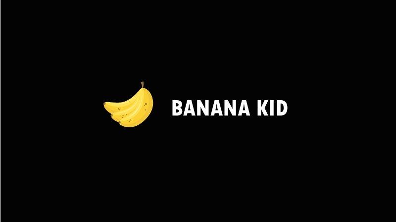 """""""Black Jam"""" Banana kid"""
