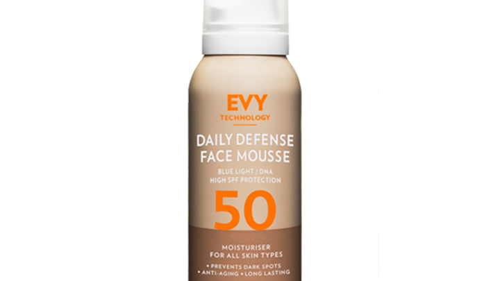 EVY Daily Defence Mousse 75ml