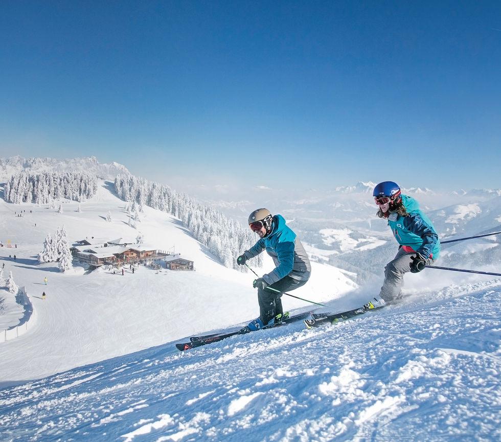 Skifahren-Wilder-Kaiser-Foto-Roland-Defr
