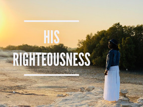 His Righteousness