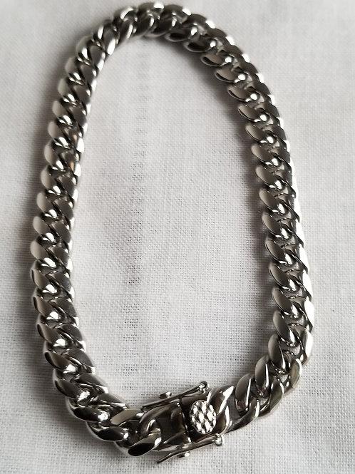 Silver Finish Bracelet