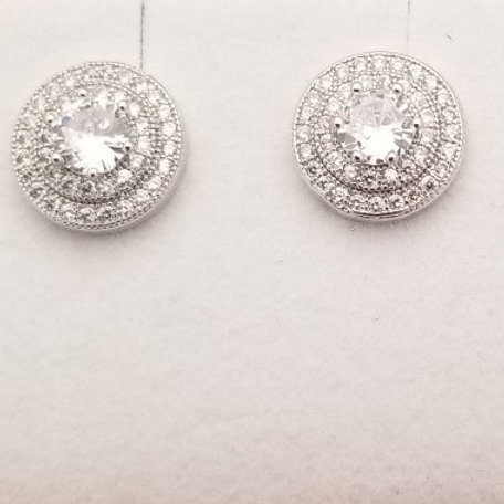 Premium Cubic Zirconia Earrings