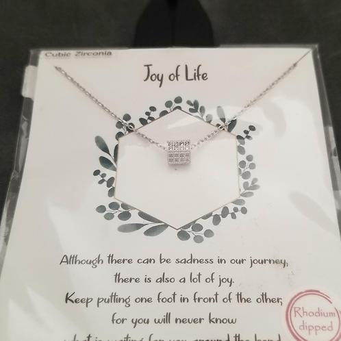 Message Card - Joy of Life