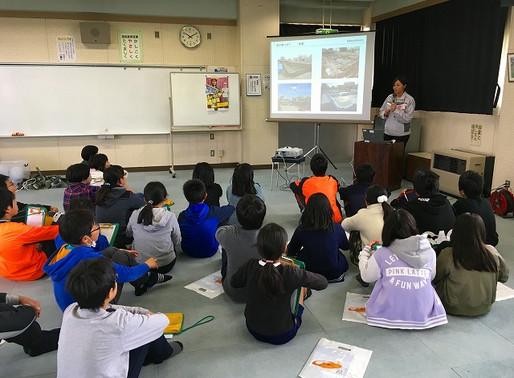 2017.12.15(金) 学校キャラバンに参加しました