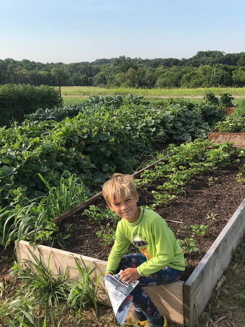 Future Veg Farmer