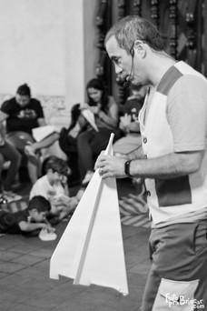 """""""Oficina de Brincadeiras Tradicionais"""" - Projeto Feito pra Brincar - set/19 no Mart"""
