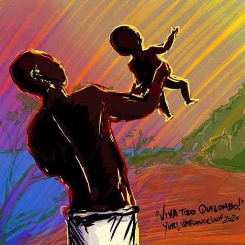Armação dos Búzios - Viva todo Quilombo