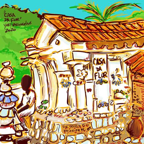 São Pedro da Aldeia - Casa da Flor