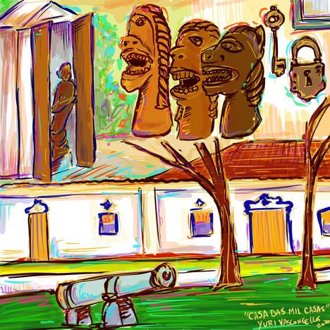 Casimiro de Abreu - Casa das Mil Casas
