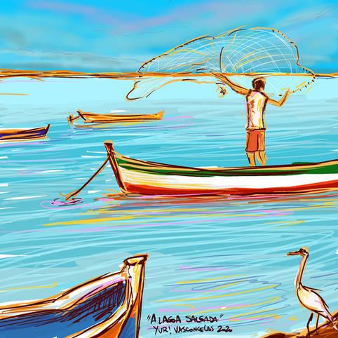 Araruama - A Lagoa Salgada