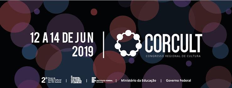 CARTAZ CORCULT 2019