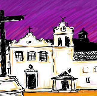 Série Arte & História -  Convento e Morro da Guia - Yuri Vasconcellos