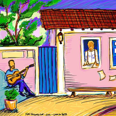 Arraial do Cabo - Casa do Poeta