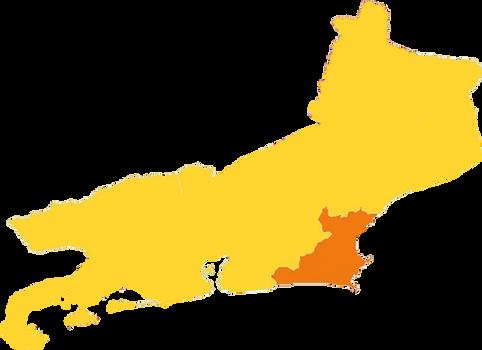 MAPA DO RIO - Região da Baixada Litorânea