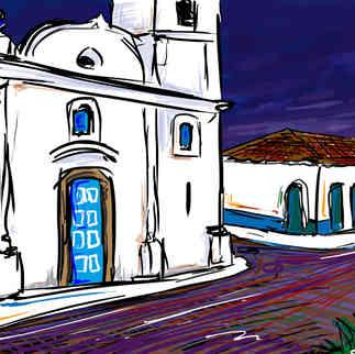 Série Arte & História - Igreja São Benedito - Yuri Vasconcellos