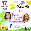 alice - dia 17 sozinha  ARTE LIVES MARIA