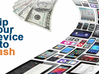 iRepair & iCustomize will buy your old, used, or even broken devices for cash on the spot!
