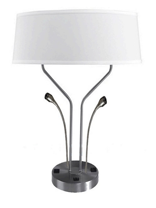 LED Twin Night Stand Lamp