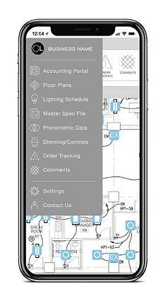 CodeLumen Platform Cellphone Mockup