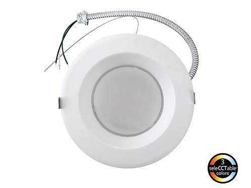 "6"" LED Power & CCT Adjustable Downlight"
