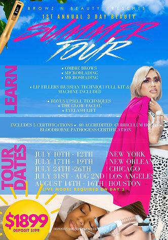 browznbeauty summer tour.JPG
